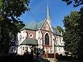 POL Bielsko-Biała Kamienica Kościół św. Małgorzaty 2.JPG