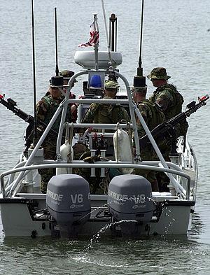 Boston Whaler - Image: PORT SECURITY UNIT 308 DVIDS1082319