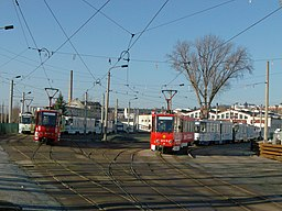 Wiesenstraße in Plauen