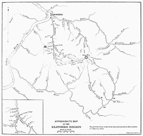 PSM V55 D329 Map of the klondike region.png