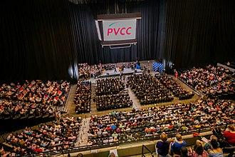 Piedmont Virginia Community College - Piedmont Virginia Community College commencement, 2018