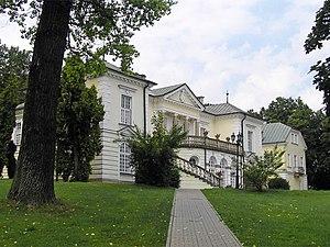 Hieronim Mikołaj Radziwiłł - Radziwiłł Palace in Balice
