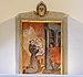Painting of Saint Antony with Jesus N 9 San Antone church Urtijëi.jpg