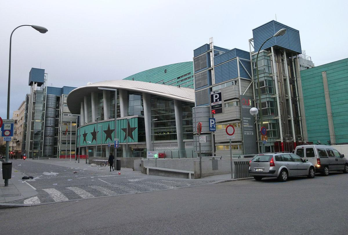 Wizink center wikipedia - Pabellon de deportes de madrid ...