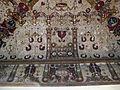 Palazzina di marfisa d'este, sala A, grottesche di camillo filippi e bastianino, fine xvi sec 09.JPG