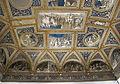 Palazzo costabili, sala delle storie di giuseppe, affreschi di un aiutante del garofalo 06.JPG