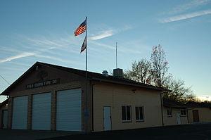 Palo Cedro, California - Image: Palo Cedro Fire Dept