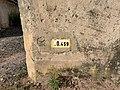 Panonceau PK 0,439 Route D28c Rue Villeneuve Crottet 1.jpg