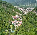 Panorama of Borjomi from the cable car.jpg