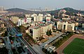 Panoramic view of east part The High School Affiliated to Anhui Normal University.jpg