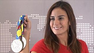 Paola Espinosa Mexican diver