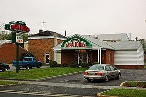 Papa John's Pizza - A Papa John's in Virginia