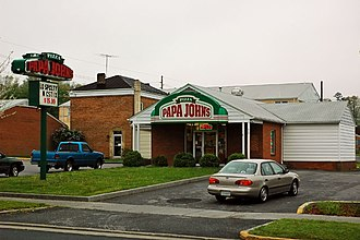Papa John's Pizza - A Papa John's in Virginia