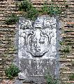 Papal coats of arms of Urbanus VIII on vatican wall.jpg