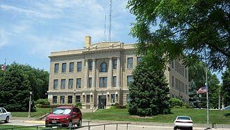 Papillion, Nebraska - Papillion City Hall