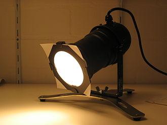 Parabolic aluminized reflector - A Parabolic Aluminized Reflector luminaire