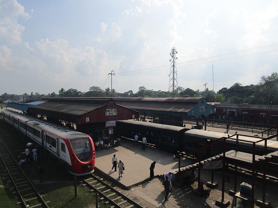 Parbatipur Railway Junction