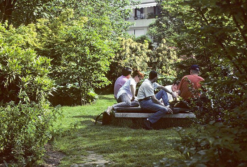 file parc andre citroen jardin en mouvement bosquet wikimedia commons. Black Bedroom Furniture Sets. Home Design Ideas
