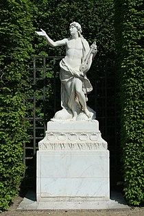 Parc de Versailles, Bosquet des Dômes, Arion, Jean-Melchior Raon 01.jpg