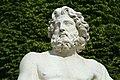 Parc de Versailles, demi-lune du bassin d'Apollon, Jupiter, Jean-Jacques Clérion 02.jpg