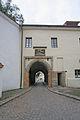 Pardubický zámek, Pardubice 1 vstupní brána.JPG