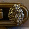 Paris, mairie du 10e arrdt, salle des fêtes, poignée de porte 02.jpg