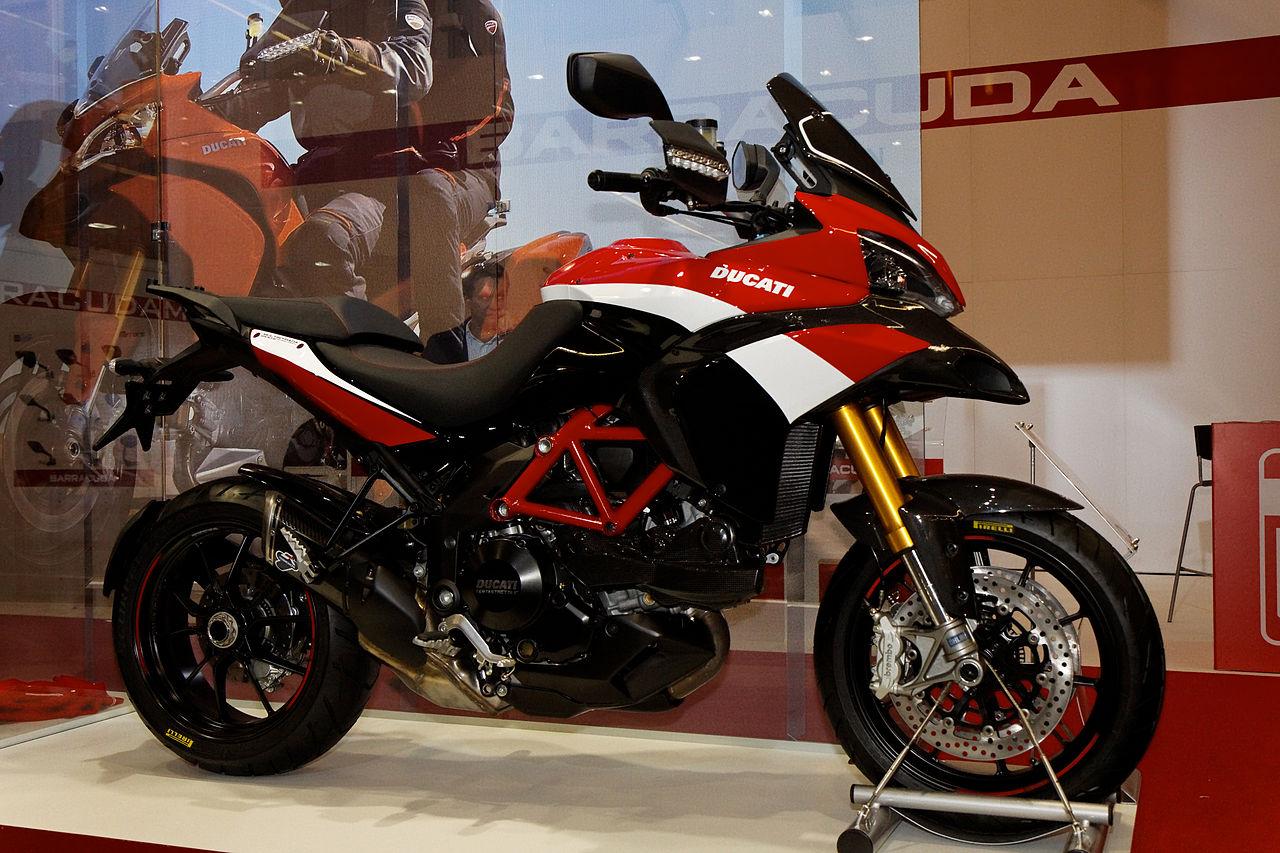 Ducati Multistrada Pikes Peak Review