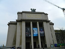 Paris Palais Chaillot Musée national de la Marine Entrance.jpg