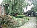 Parkje met Lourdesgrot 1935, Kapelweg, Turnhout.jpg