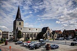 Nijlen - Image: Parochiekerk Sint Willibrordus Nijlen
