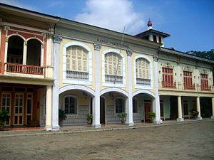 Parque Histórico Guayaquil - Banco Territorial