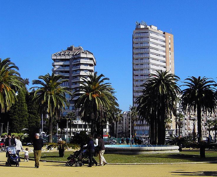 File:Parque Las Palmeras Huelva.JPG