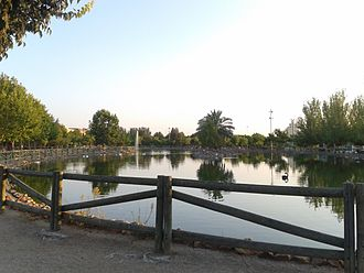 Don Benito - Las Albercas Park