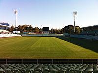 Parramatta Stadium New Scoreboard