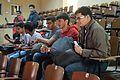 Participants - Wikipedia Academy - Bhaskaracharya Hall - Indian Institute of Technology - Kharagpur - West Midnapore 2015-01-24 4949.JPG