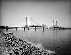 Pasco–Kennewick Bridge (1922) - Wikipedia