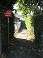 Path from Preston Lane to Yarmouth Road (B1136) - geograph.org.uk - 1505336.jpg