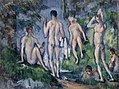 Paul Cézanne - Group of Bathers (Groupe de baigneurs) - BF101 - Barnes Foundation.jpg