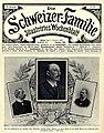 Paul Scherrer, Ernst Brenner, Paul Speiser in Die Schweizer-Familie, 1907.jpg