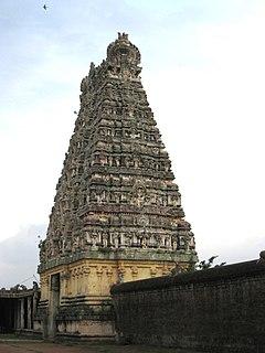 Udayarpalayam Town Panchayat in Tamil Nadu, India