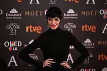 Paz Vega en los Premios Goya 2017.jpg