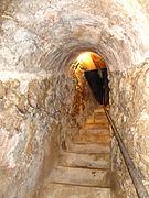 Peña El Chilindrón, Aranda de Duero, España, pic. 190 Underground Wine Cellar, Bodega de Vino. Photography by David Adam Kess.jpg