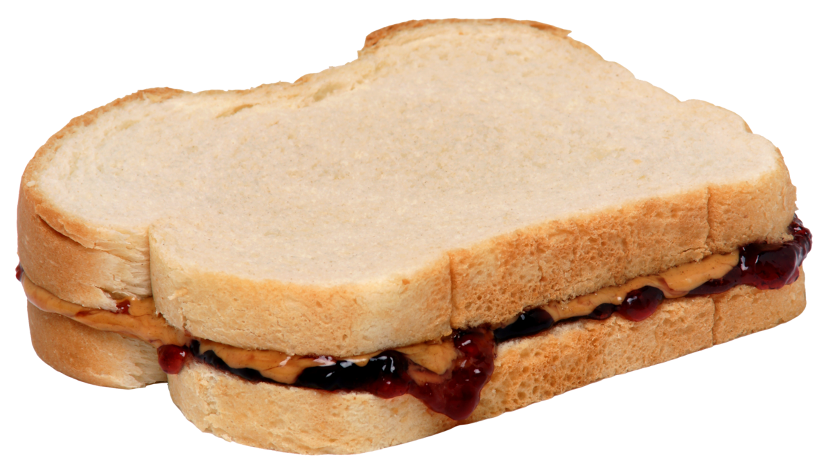 Image result for pb&j sandwich