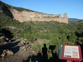 Province of Huesca - Image: Penya falconera