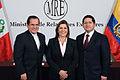 Perú y Ecuador clausuran XII Reunión de la Comisión de Vecindad (9792447803).jpg