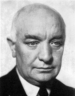 Per Albin Hansson Swedish 20th century prime minister
