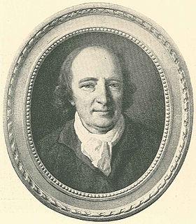 Carl Christoffer Gjörwell Sr. Swedish historian