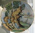 Pesaro, Mastro Girolamo Lanfranco dalle Gabicce, venere e marte, 1565-70 ca..JPG