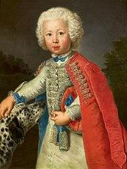 Portret chłopca (Puttkamer ?)