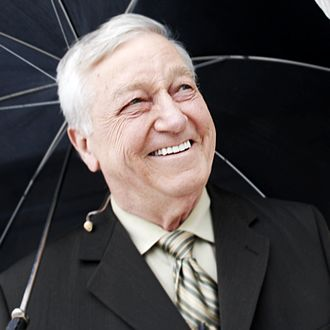 Information Morning - The show featured long-time weatherman Peter Coade until 2016